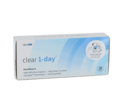 Clear 1-day (30er Box)