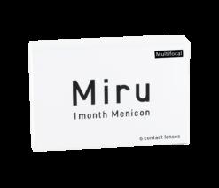 Miru 1month Menicon Multifocal (6er Box)