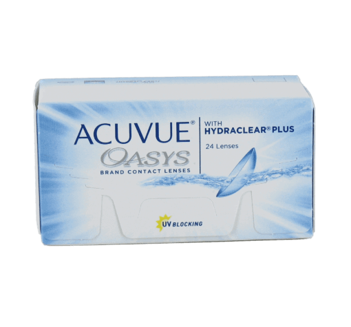 Acuvue OASYS with HYDRACLEAR PLUS (24er Box)