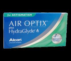 AIR OPTIX plus HydraGlyde for ASTIGMATISM (6er Box)