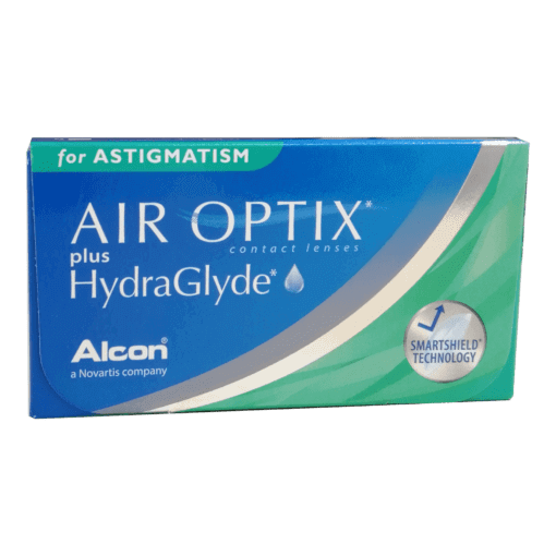 AIR OPTIX plus HydraGlyde for ASTIGMATISM (6er Box)