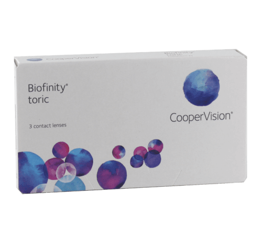 Biofinity toric (3er Box)