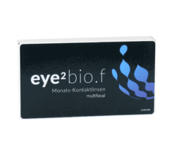 eye2 bio.f Monats-Kontaktlinsen multifocal (3er Box)