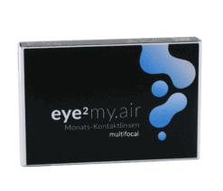 eye2 my.air Monats-Kontaktlinsen multifocal (3er Box)