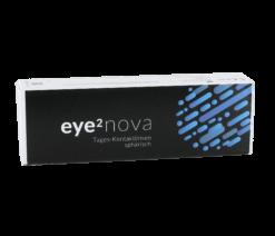 eye2 nova sphärisch Tages-Kontaktlinsen (30er Box)