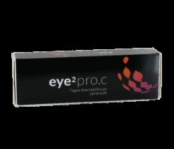 eye2 pro.c Tages-Kontaktlinsen sphärisch (30er Box)