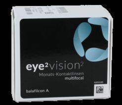 eye2 vision2 Monats-Kontaktlinsen multifocal (6er Box)