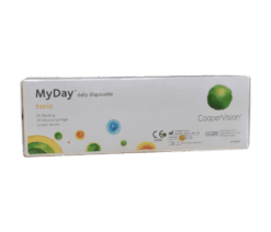 MyDay toric daily disposable (30er Box)