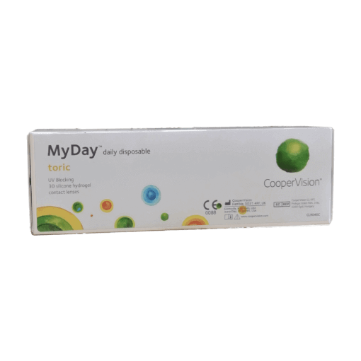 MyDay toric daily disposable (30er Box)