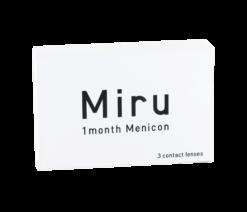 Miru 1month Menicon (3er Box)