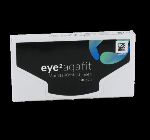 eye2 aqafit Monats-Kontaktlinsen torisch