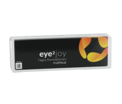 eye2 joy Tages-Kontaktlinsen multifocal (30er Box)