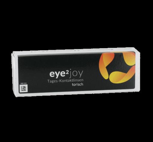 eye2 joy Tages-Kontaktlinsen torisch (30er Box)
