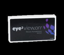 eye2 view.on+ Monats-Kontaktlinsen torisch (3er Box)