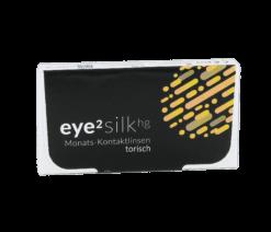 eye² silk hg torisch Monats-Kontaktlinsen (3er Box)